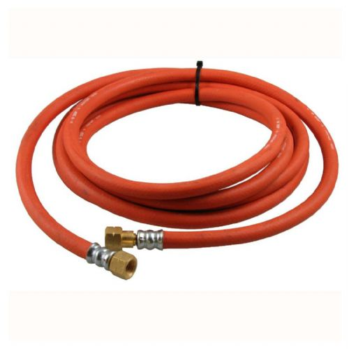 "1/4"" x 5M Acetylene Fitted Hose - 6MM"